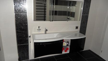2014: Fliesenverlegung Bad und WC WH in Großstöbnitz