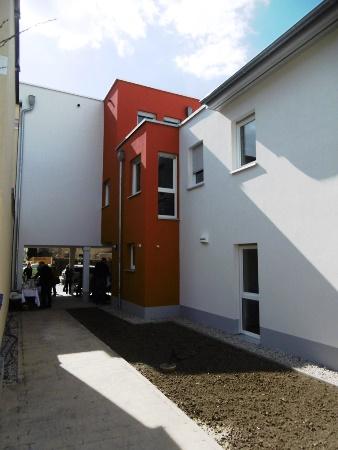 2016: Neubau MFH in Schmölln