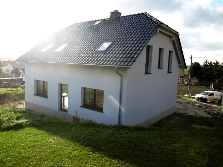2015: Neubau EFH in Gödern