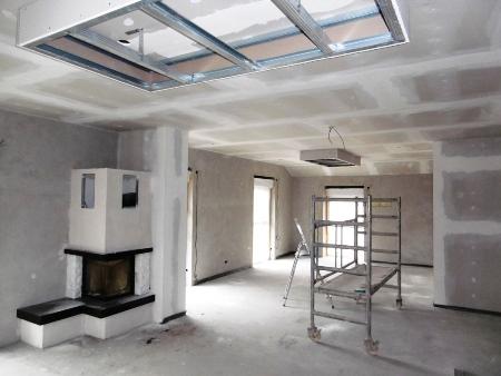 2016: Umbau Stall zu Wohnhaus in Göllnitz
